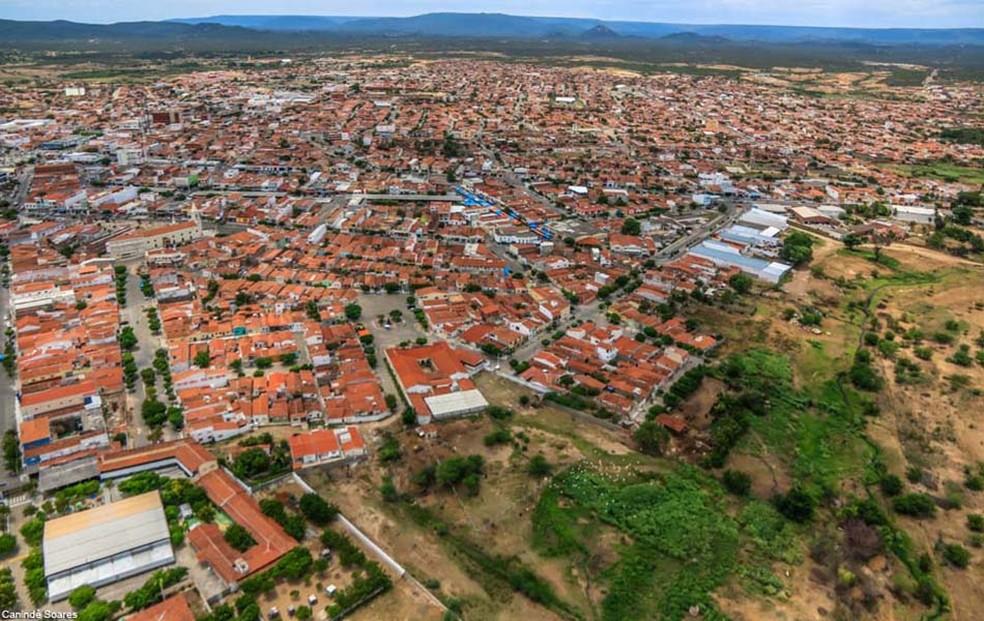 Currais Novos, RN (Foto: Canindé Soares)