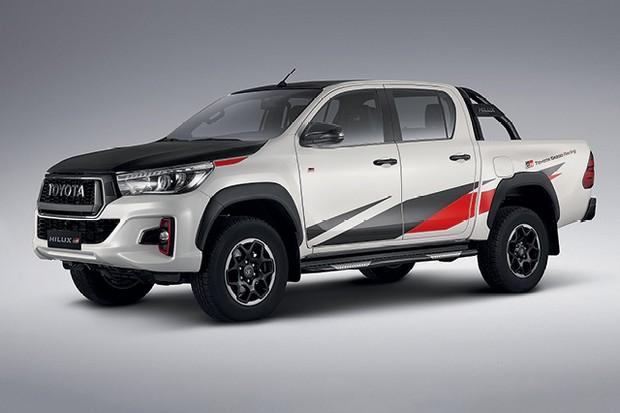Toyota Hilux GRS (Foto:  divulgação)