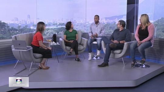 Convidados debatem prioridades na prevenção de deslizamentos de terra no Rio