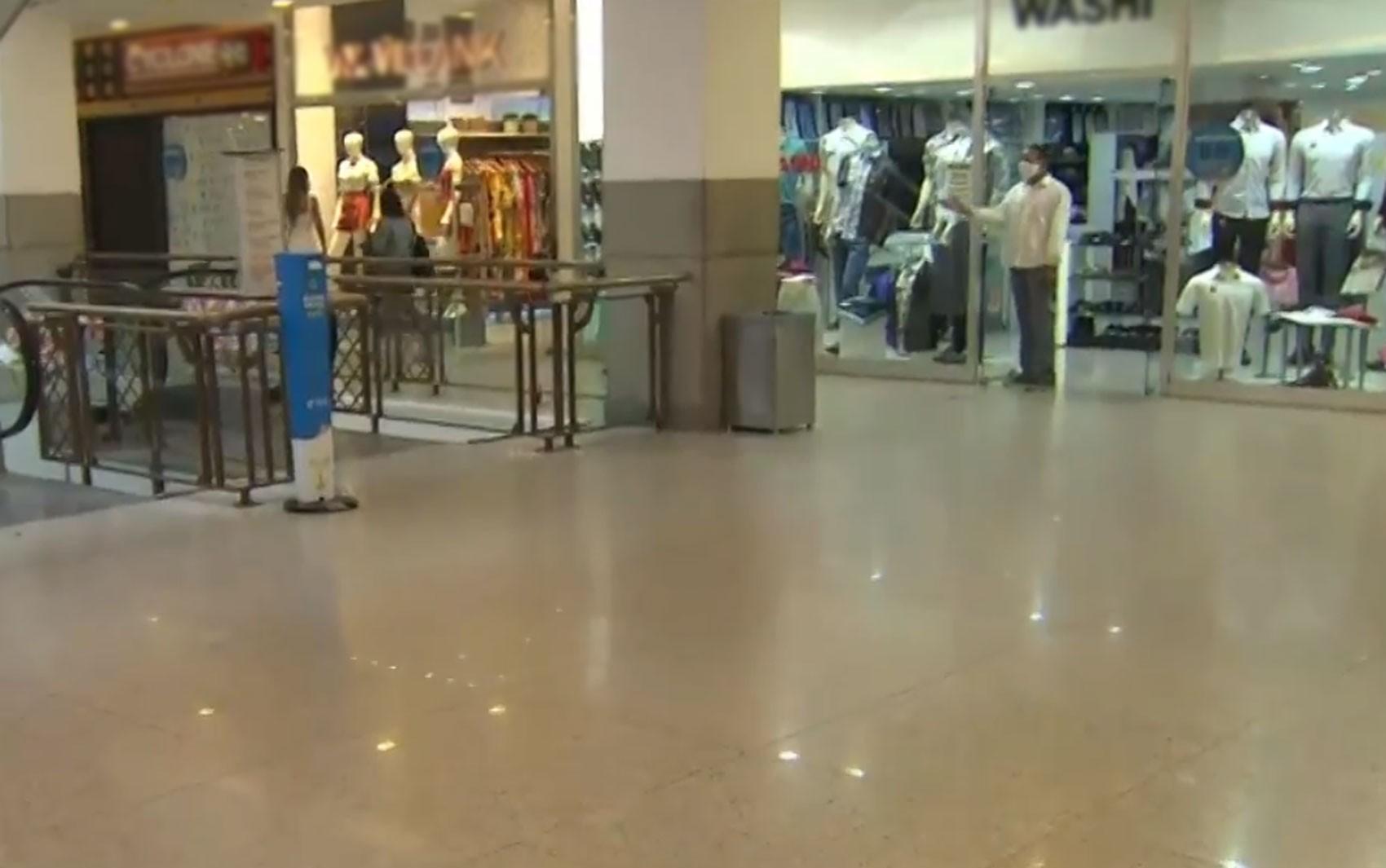 Movimento nos shoppings de Salvador é tranquilo na véspera do Dia dos Pais; horário de funcionamento foi ampliado