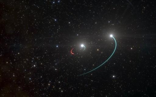 Astrônomos encontram o buraco negro mais próximo da Terra já observado