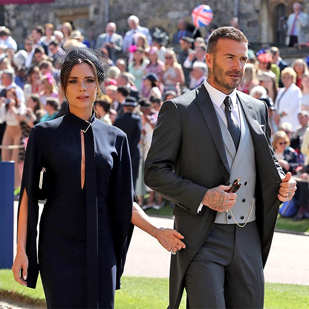 Victoria Beckham e David Beckham (Foto: Getty Images)