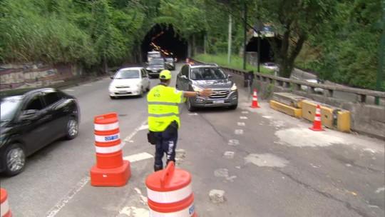 Manter aberto viaduto que liga Túnel Zuzu Angel à Gávea reacende polêmica