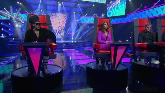 Luísa Costa, do 'The Voice Kids', conta o que sentiu no palco: 'Estava no céu'