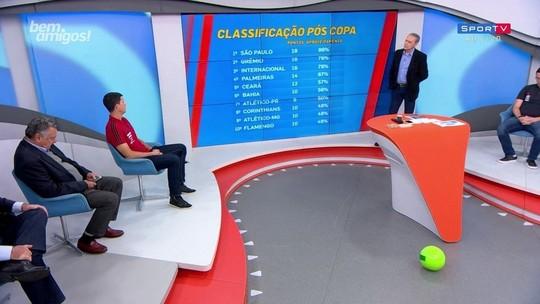 """Loss diz que Corinthians melhorou após Copa: """"Temos que estar preparados e alcançar algum título"""""""