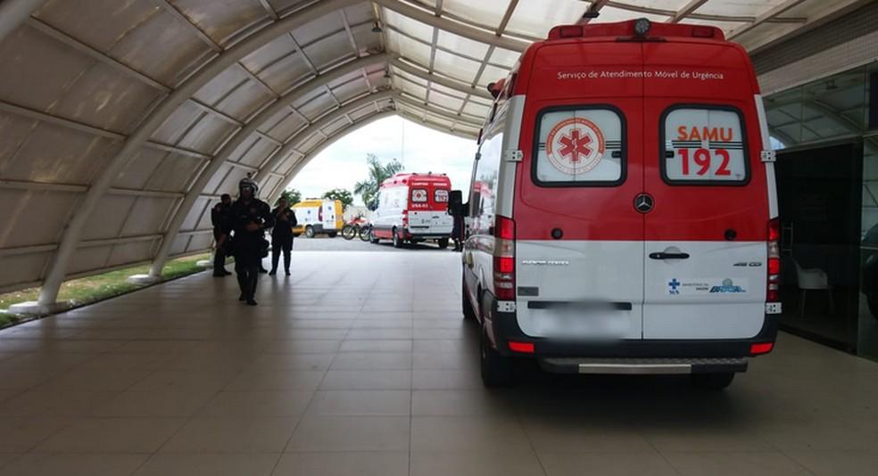 Hospital de Trauma de Campina Grande — Foto: João da Paz/Ascom/Divulgação