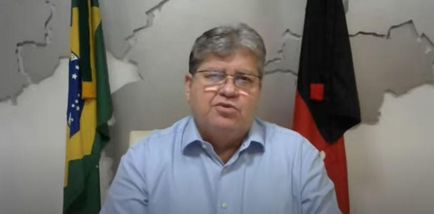 'Seguiremos lutando para que esse pesadelo chegue logo ao fim', diz governador da PB após Brasil atingir 500 mil mortes pela Covid