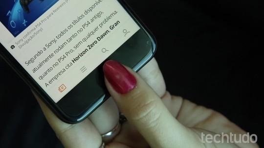 iPhone: como tirar print estendido da tela inteira de forma nativa