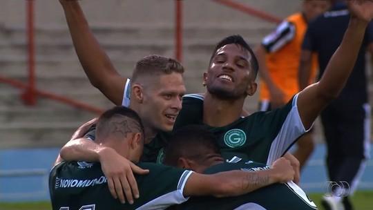 Maurício Barbieri confirma oferta do Santos por Michael, mas indica que Goiás quer testá-lo na Série A