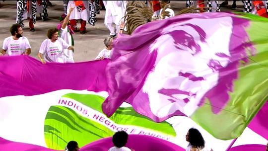 Melhores momentos dos desfiles do Grupo Especial do RJ (Segunda - 04/03/19)
