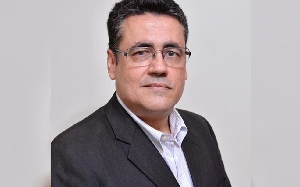 Vassil José de Oliveira - Secretaria de Comunicação de Goiás — Foto: Reprodução/Facebook