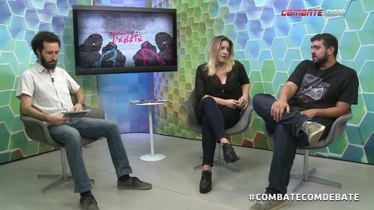 Debate #13: UFC Pittsburgh, UFC Japão e potencial de Ronda x Cyborg