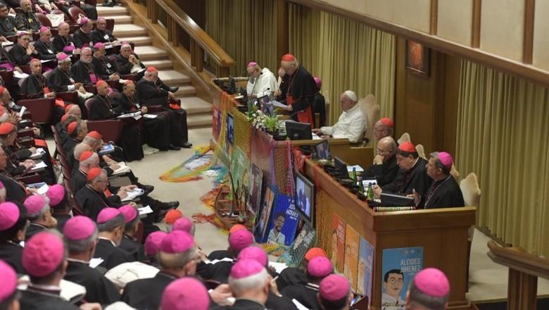 papa-sinodo-encerramento (Foto: Santa Sé)