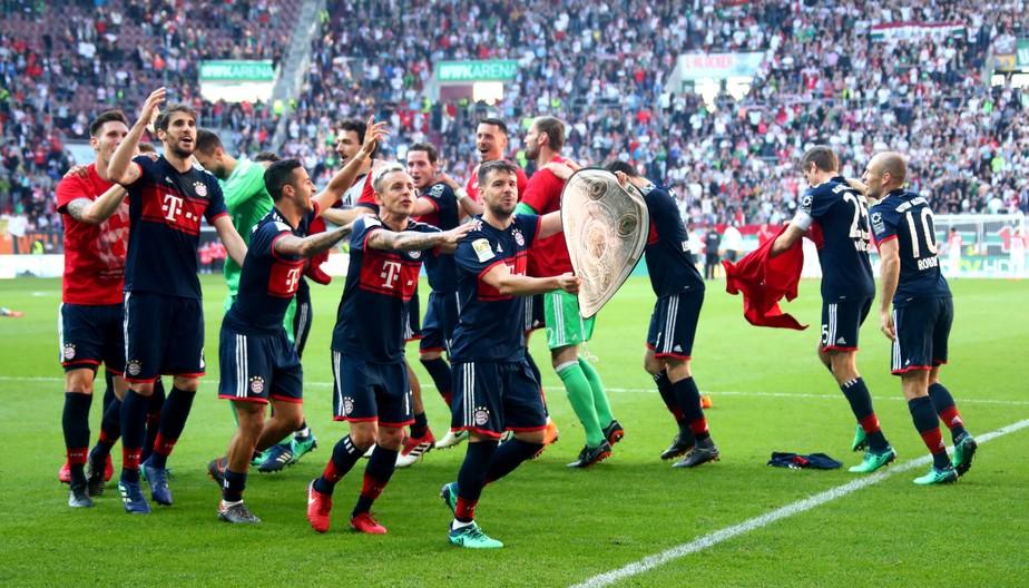 A Bundesliga virou Bayernliga: veja o diagnóstico que explica o hexa inédito