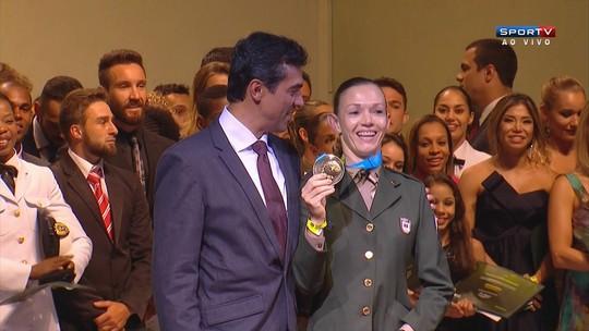 Cinco meses depois do Pan, brasileira recebe ouro herdado na maratona