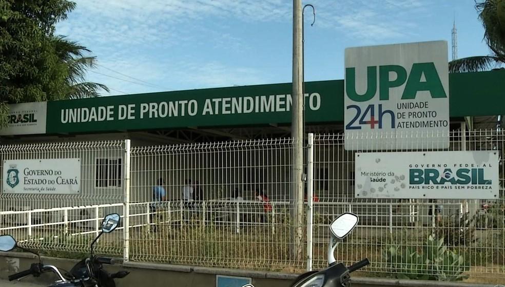 Criança passou mal após atendimento na UPA do José Walter. Sindicância irá apurar procedimentos.  (Foto: Reprodução/TVM)