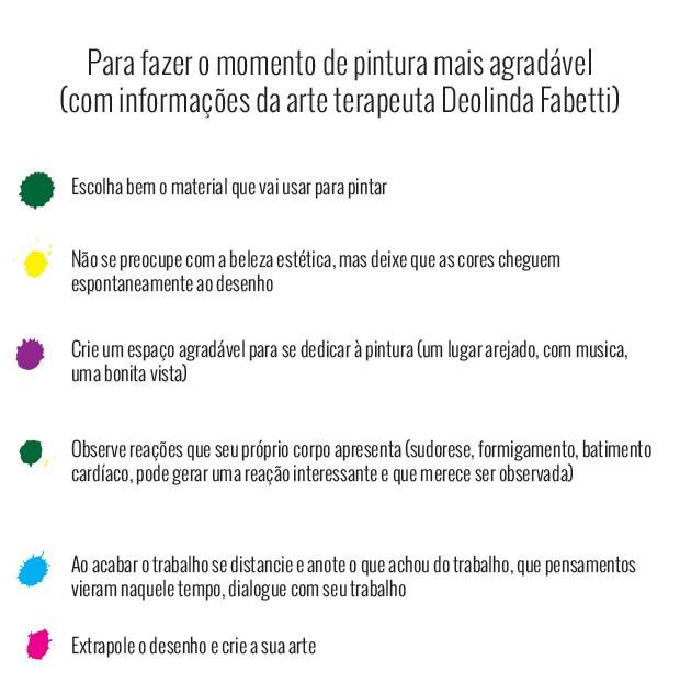 Livros De Colorir Para Desestressar Adultos Epoca Comportamento