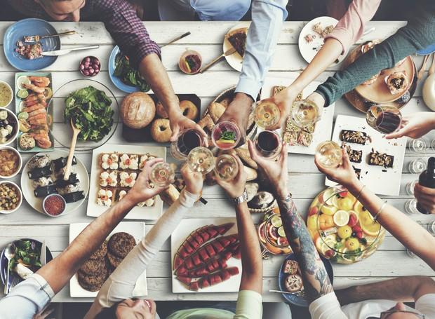50 petiscos para comer com os amigos (Foto: Thinkstock)