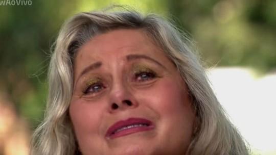 Vera Fischer relembra trajetória e chora ao rever homenagem com música de Tom Jobim