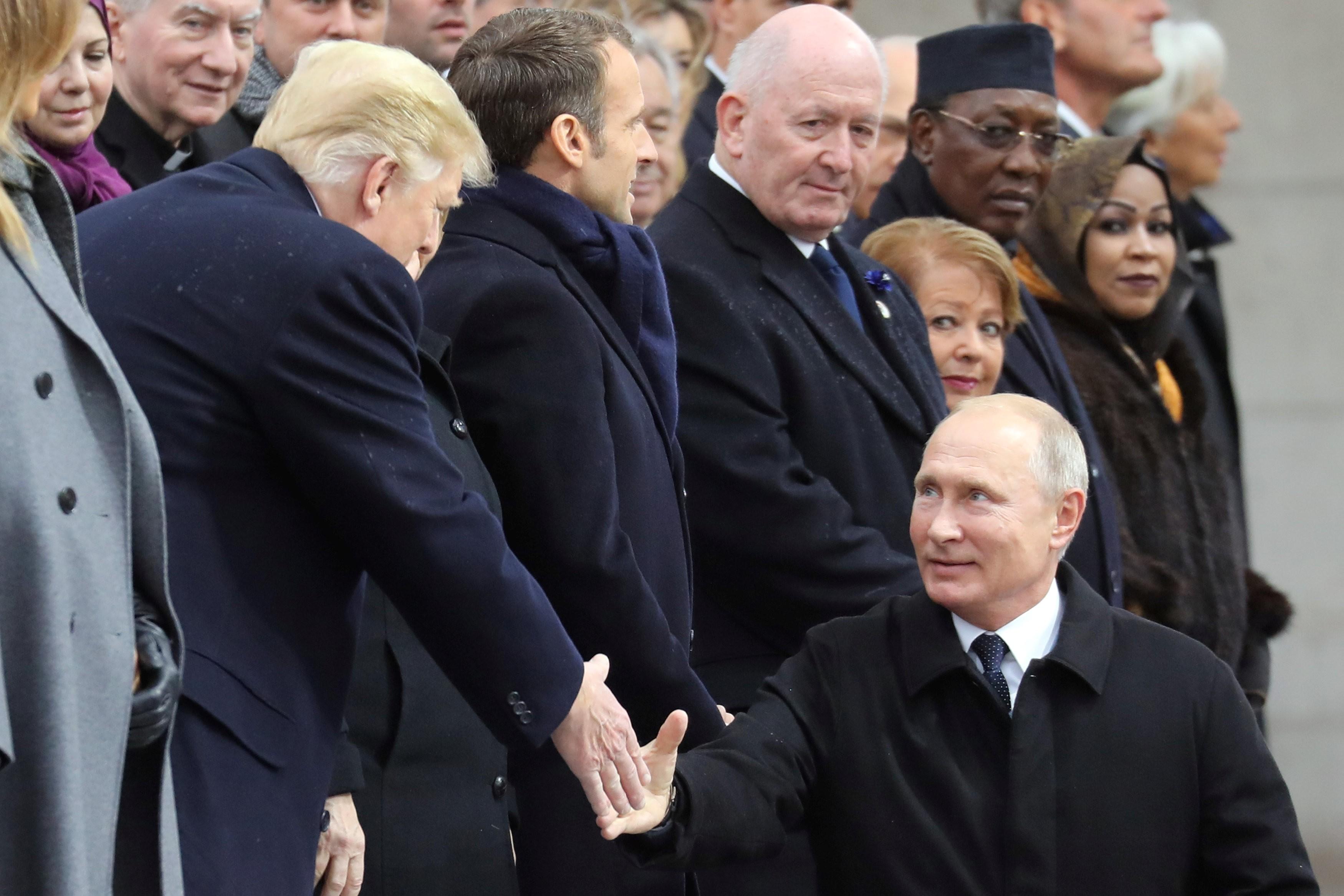 Putin diz que quer diálogo sobre tratado de mísseis e que teve 'boa' conversa com Trump