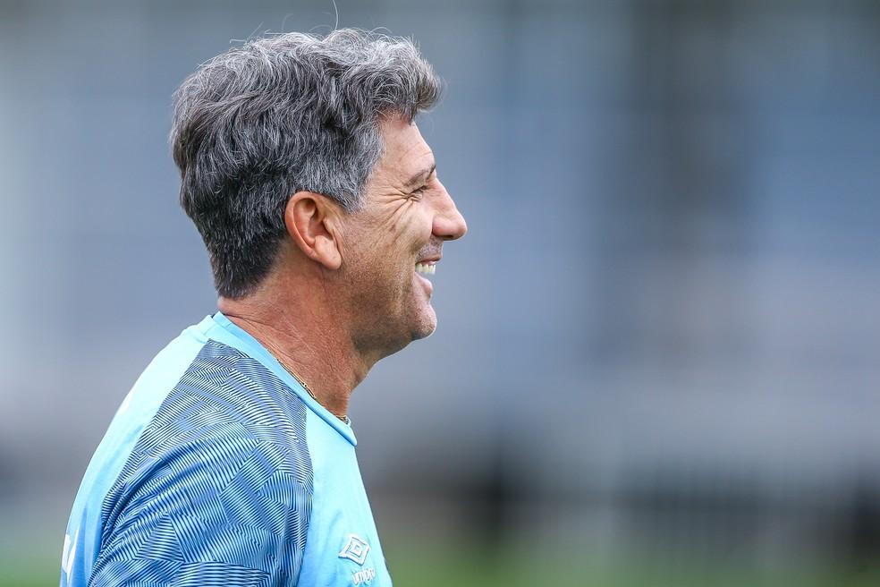 """Renato indica vontade de permanecer no Grêmio em 2019: """"Grandes chances"""""""