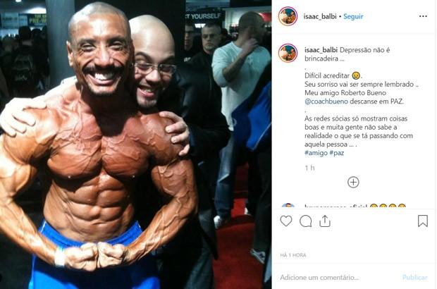 Trainer Roberto Bueno Diät