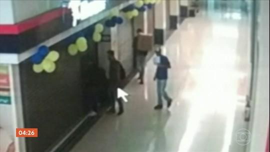 Loja de shopping de Sorocaba (SP) é assaltada nesta quinta-feira (30)