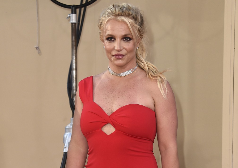 A cantora Britney Spears, em imagem de 2019 — Foto: Jordan Strauss/Invision/AP, File