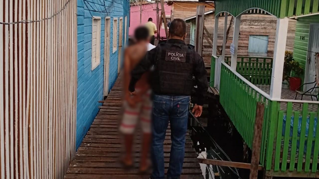 Procurado por estupro da filha aos 9 anos, no Pará, pai é preso preventivamente em Macapá