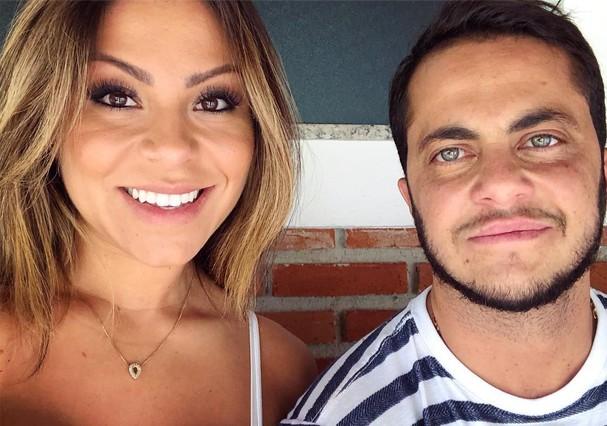 Andressa Ferreira e Thammy Miranda (Foto: Instagram/Reprodução)