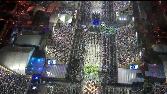 Veja os destaques da 1ª noite de desfiles do Grupo Especial do Rio
