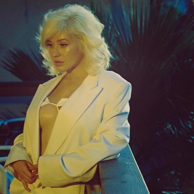 Christina Aguilera (Foto: Reprodução/Instagram)