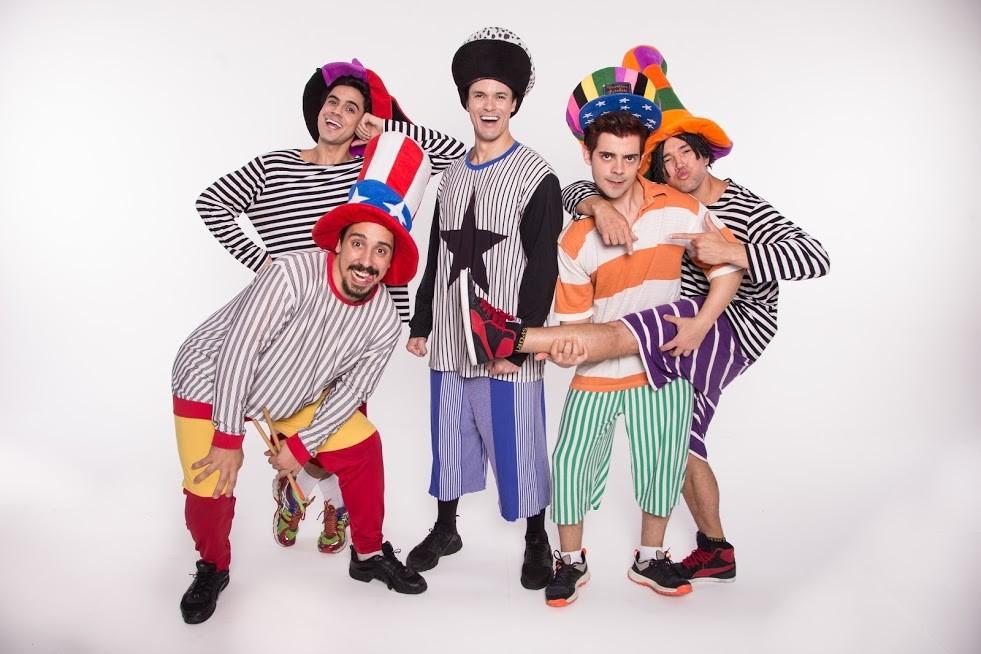 Musical 'Mamonas' retorna a Natal neste fim de semana