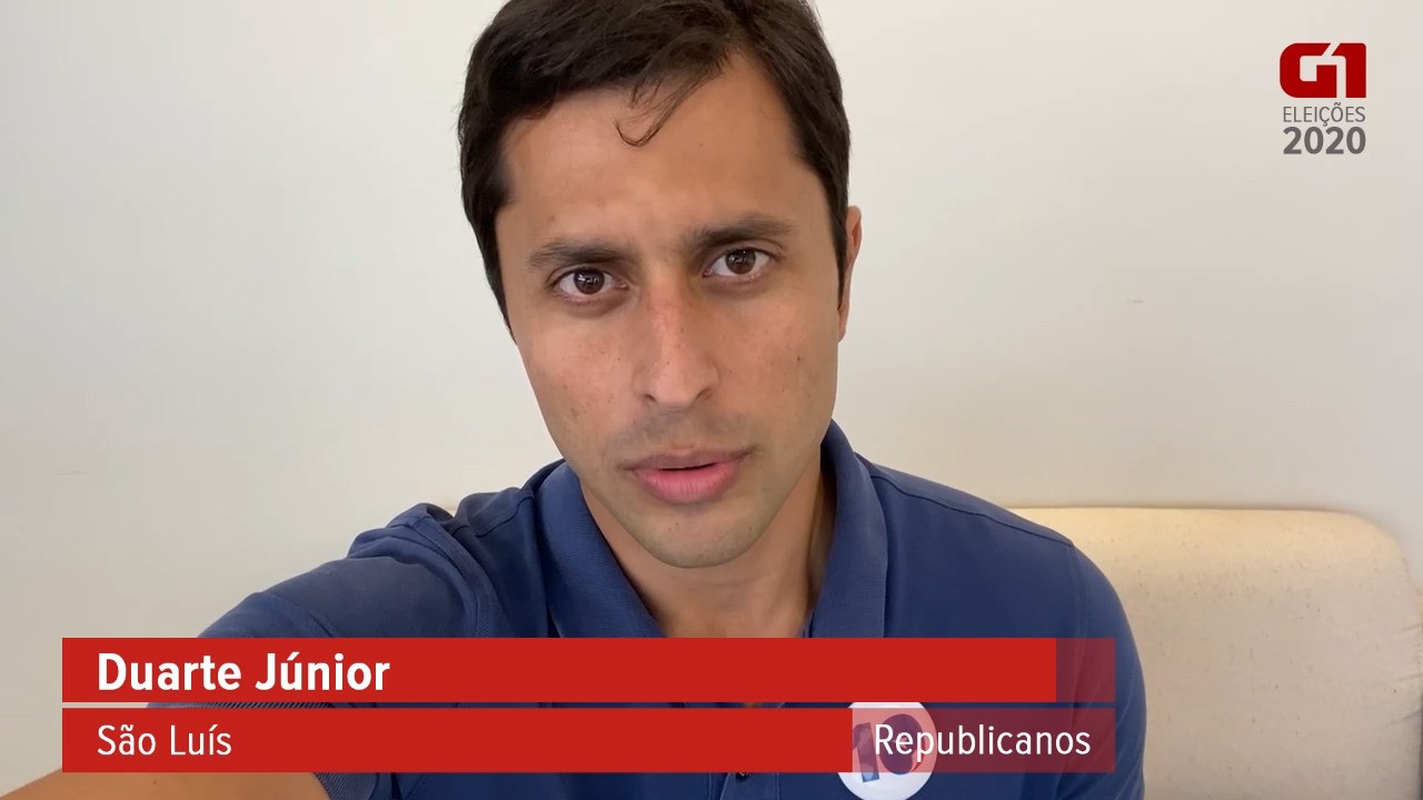 Duarte Júnior (Republicanos) apresenta suas propostas para a educação de São Luís (MA)