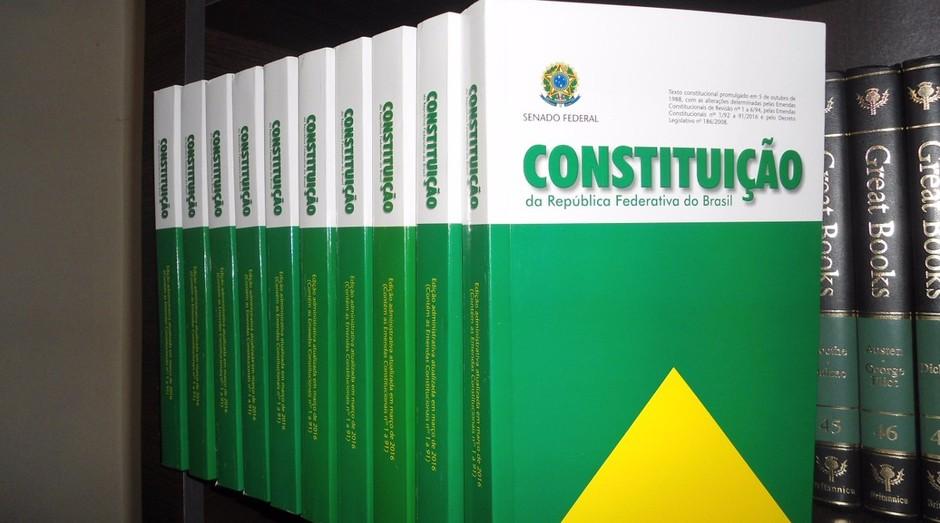 A Constituição foi promulgada em 1988 (Foto: Wikicommons)