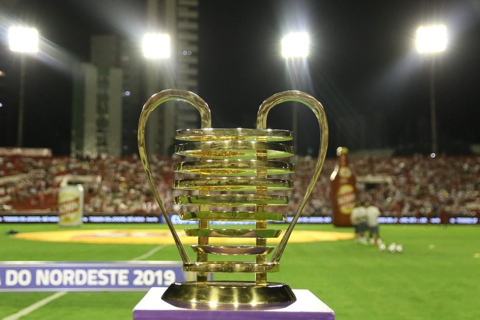 Copa do Nordeste vai começar para Náutico e River nos Aflitos — Foto: Marlon Costa / Pernambuco Press