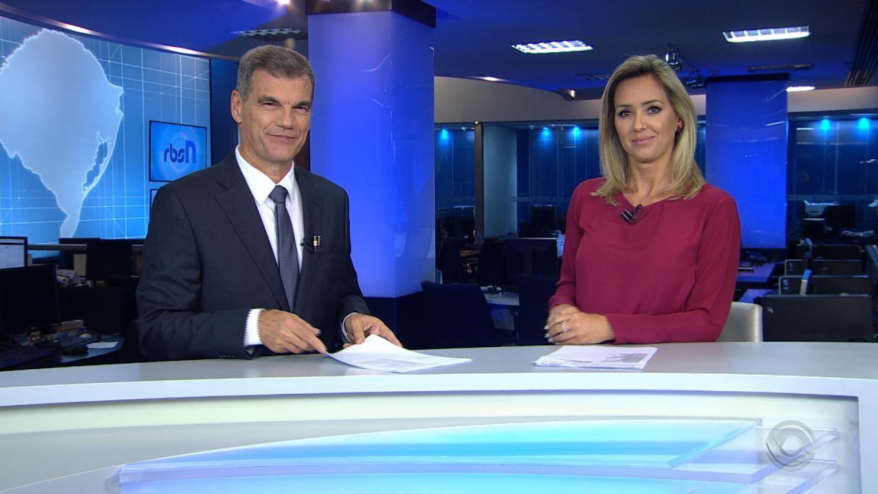 VÍDEOS: RBS Notícias de quinta-feira, 17 de janeiro