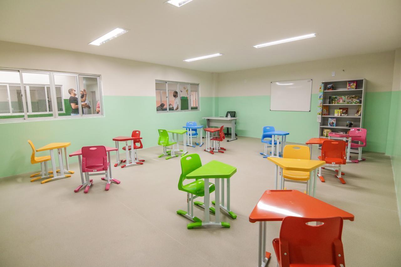 Prefeitura de Caruaru divulga lista de crianças que terão vaga em creches