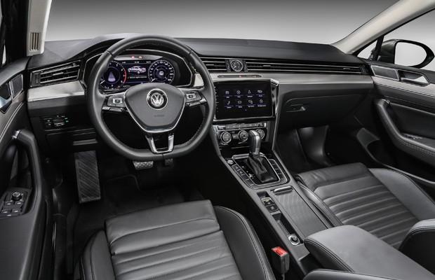 Volkswagen Passat (Foto: Divulgação)