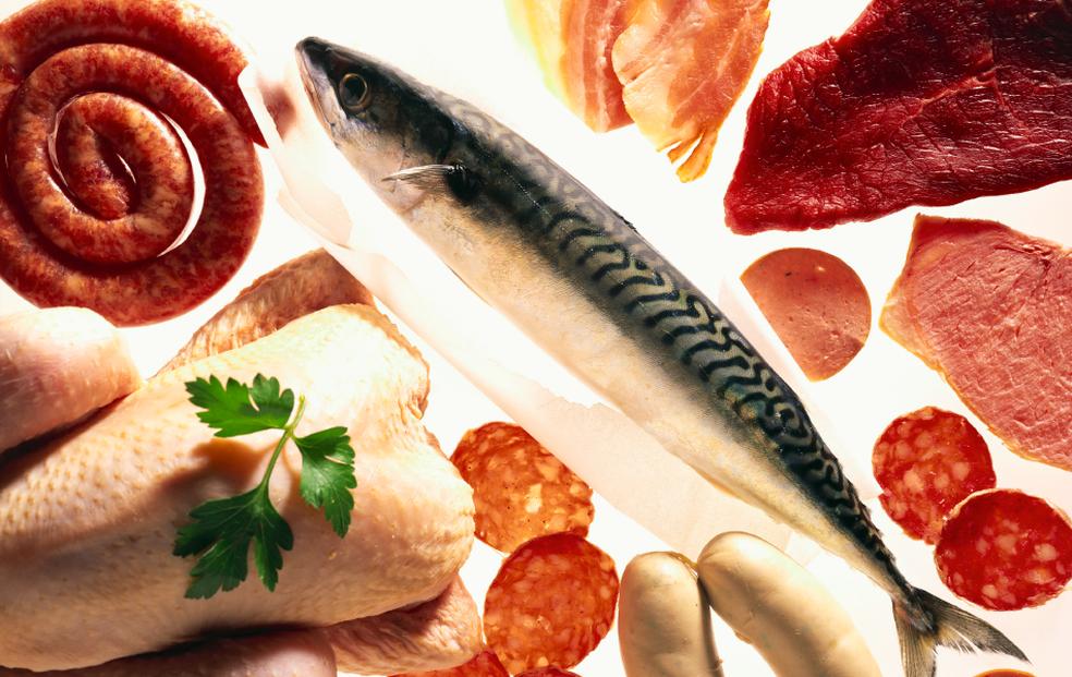 Nas dietas low carb,  há um aumento da proporção de proteína e gorduras (Foto: Getty Images)