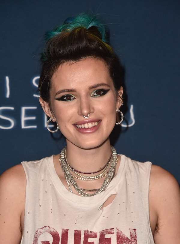 A atriz Bella Thorne (Foto: Getty Images)