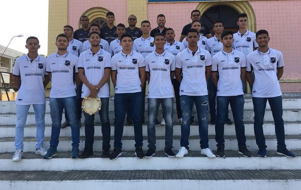 ABC/Adespp representa o Rio Grande do Norte na Taça Brasil de Futsal Sub-20 (Foto: Divulgação/FNFS)