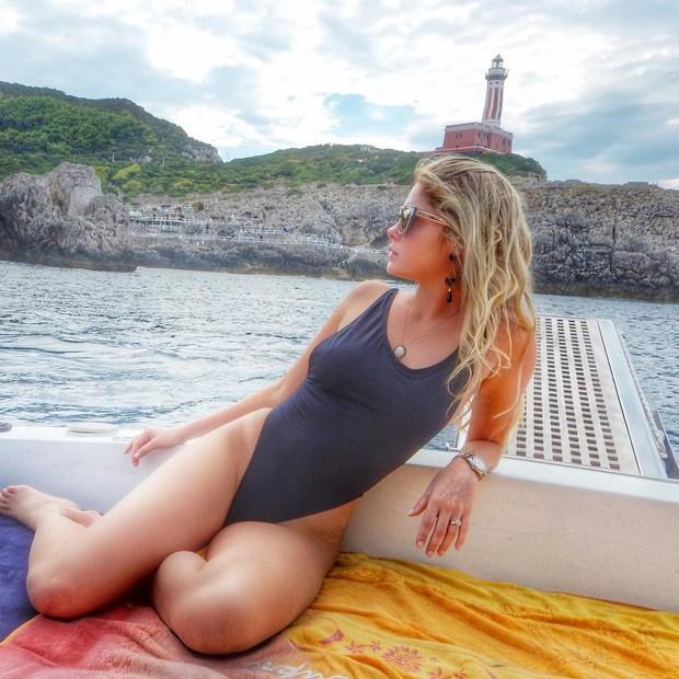 Bárbara Evans (Foto: Reprodução / Instagram)