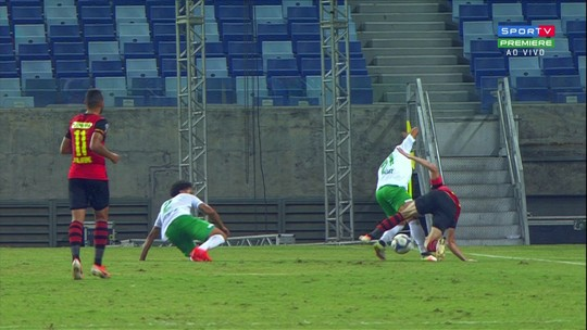 Médico do Sport aguarda exame para saber gravidade da lesão de Sander; Assista ao vídeo