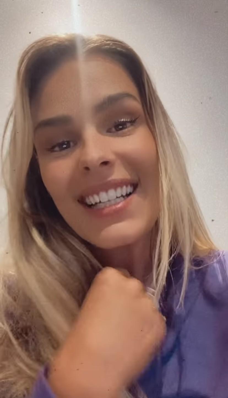 Yasmin Brunet fala sobre dia decisivo para Medina no surfe nas Olimpíadas: 'Coração disparado'