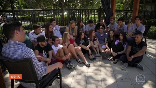 Estudantes americanos marcam protesto para pedir mudanças nas leis de porte de arma
