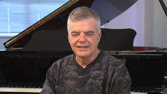 Túlio Mourão e Célio Balona fazem parte da turma do jazz mineiro