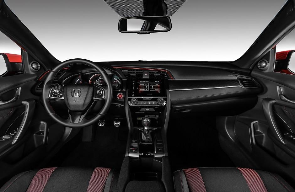 Honda Civic Si 2020 (Foto:  Divulgação)