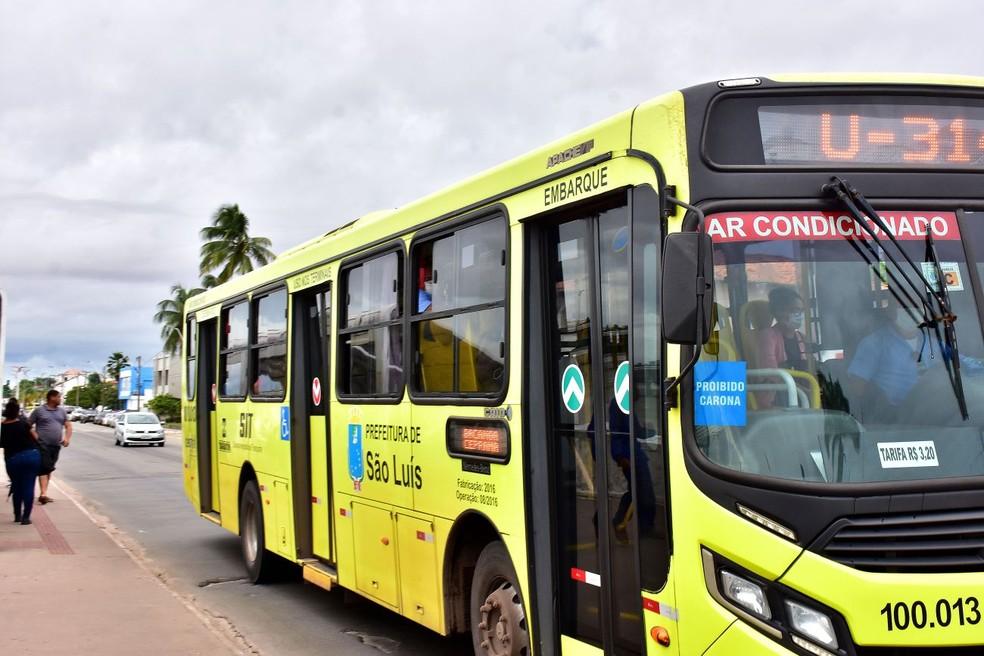 Transporte semiurbano volta a operar com 100% da frota na próxima segunda-feira (8) | Maranhão | G1