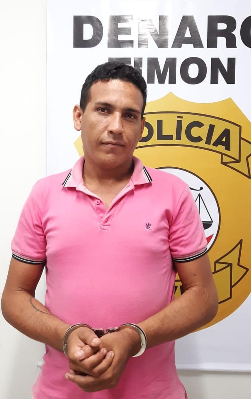 Alex Capela é acusado de tentar subornar policiais no Maranhão — Foto: Divulgação / Polícia Civil